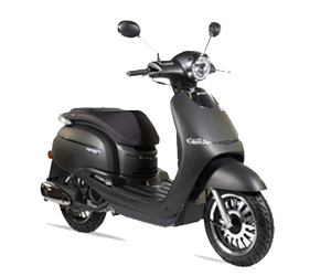 Yamaha City 125